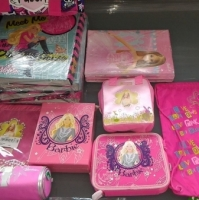Barbie Stationery Products