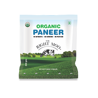Organic Cottage Cheese (Paneer)