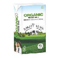 Organic Cow Milk 1 litre
