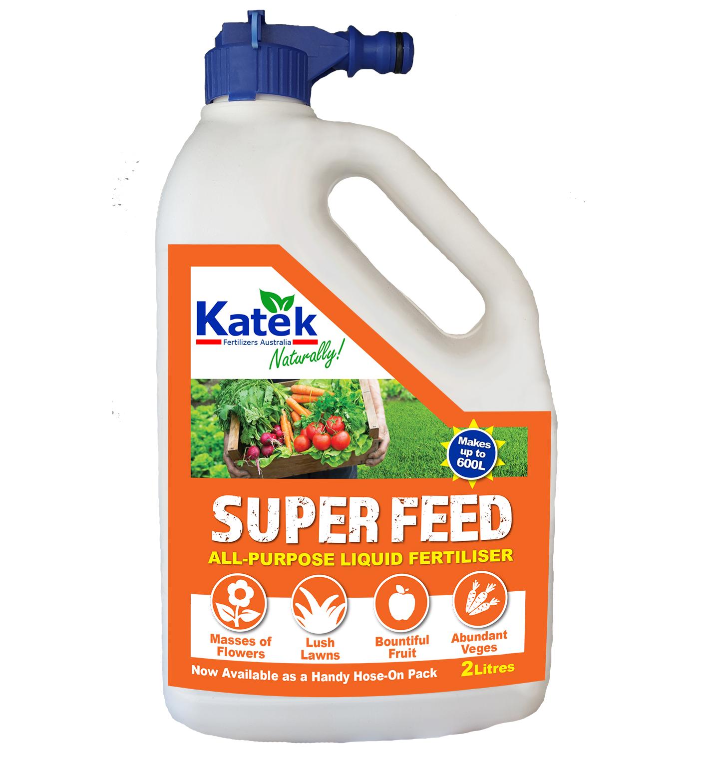 Super Feed Liquid Fertilizer