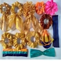 Scrunchies & Headband
