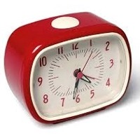 Clock & Alarm (Big Table Piece)
