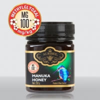 Manuka Honey MGO100+ 250g (Auribee)