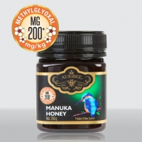 Manuka Honey MGO200+ 250g (Auribee)