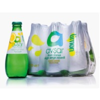 Avsar Lemon Flavored Mineral Water