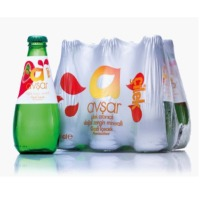 Avsar Strawberry Flavored Mineral Water