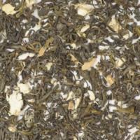 Ginger Green Tea - Dry Leaves