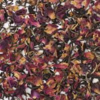 Rose Oolong - Dry Leaf