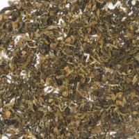 Tulsi Lemon Green Tea - Dry Leaves