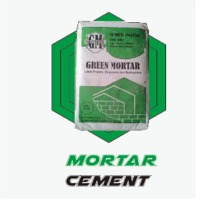Green Mortar Cement