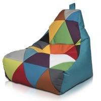 Keiko S Mix Polyester Bean Bag, Armchair