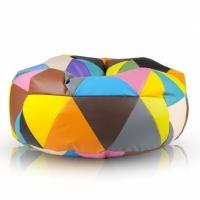 Sakwa M Mix Pu Leather Bean Bag, Armchair