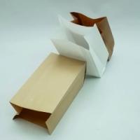 Flat Satchel Bags In Paper