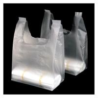 Plastic Polyethylene Shopping Bags