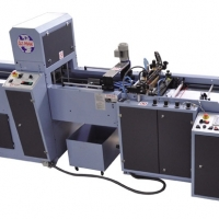 OZM 450 T T-Shirt Bag Cutting Machine