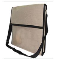 Customizable Jute Conference Bag