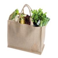 Reusable Jute Vegetable Shopping Bag
