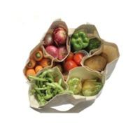 Reusable Cotton Grocery Shopping Bag