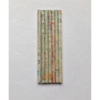 Eco-friendly Newspaper Pencil