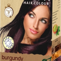 Heena Hair Colour (Burgundy)