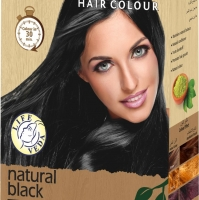 Heena Hair Colour ( Natural Black)