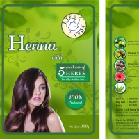 Heena Hair Colour