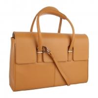 Formal Leather Laptop Bag