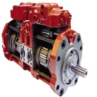 Hydraulic Main Pump