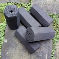 Hexagonal Coconut Shell Charcoal For Barbeque