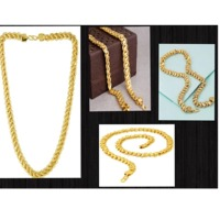 Designer Gold Plated Chain