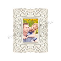 MDF Carved Photo Frame