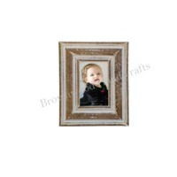 Wooden Carved Photo Frame