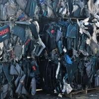 Mixed Rigid Plastic (MRP) Scrap