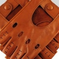 Driving Glove Full Leather Cabretta