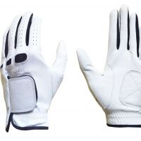 Heap Prices Golf Glove With PU Leather (2)