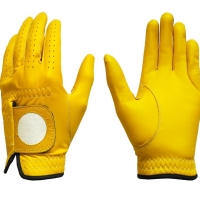 New Color Golf Glove Full Leather