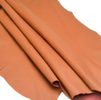Goat Lining Leather for Shoes Color Lt. Brown