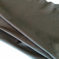 Leather Gloves Sheep Cabretta Color Chocolate