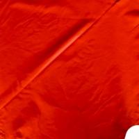 Leather Gloves Sheep Cabretta Color Orange