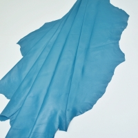 Sheep Skin For Garment Color Blue