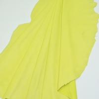 Sheep Skin For Garment Color Yellow