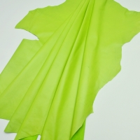 Sheep Skin For Garment Color Green