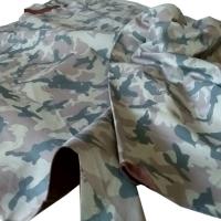 Sheep Cabretta Camuflage Color Grey