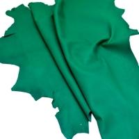 Goat Batting Color Green For Gloves