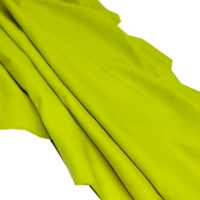 Sheep Garment Color Yellow For Jacket
