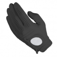 Golf Glove Full Leather Color Black