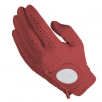 Golf Glove Full Leather Color Brown