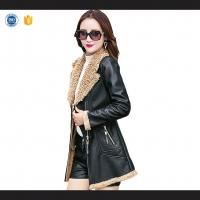 Ladies Hot Leather Coats
