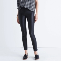 Leather Narrow Pants