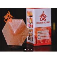 Diamond Shaped Himalayan Salt Lamp